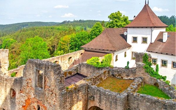Moravské a Rakouské Podyjí, Dolní Rakousko