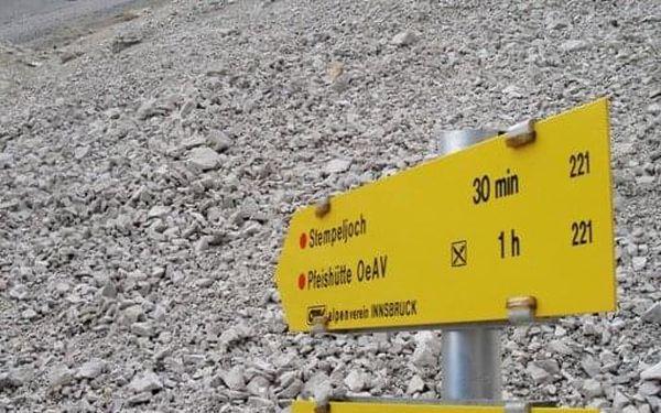 Karwendel - Horský přechod, Tyrolsko, autobusem, bez stravy5