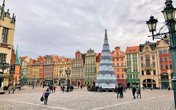 Advent ve Wroclawi, Dolní Slezsko, autobusem, bez stravy5
