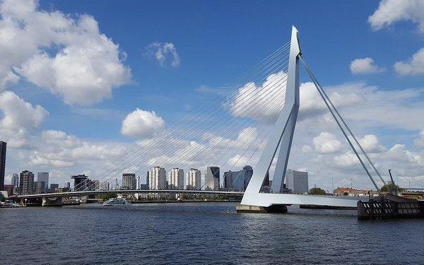 Rotterdam a jiřinkové korzo, Rotterdam, autobusem, snídaně v ceně5