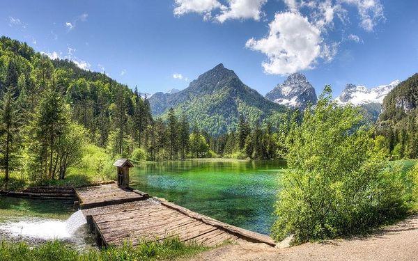 Pohoří Totes Gebirge, Štýrsko, autobusem, snídaně v ceně4