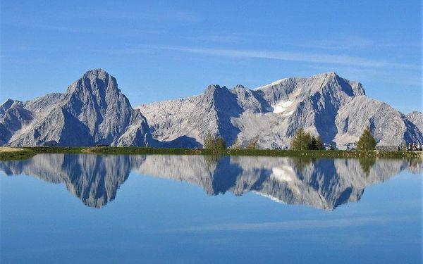 Pohoří Totes Gebirge, Štýrsko, autobusem, snídaně v ceně5