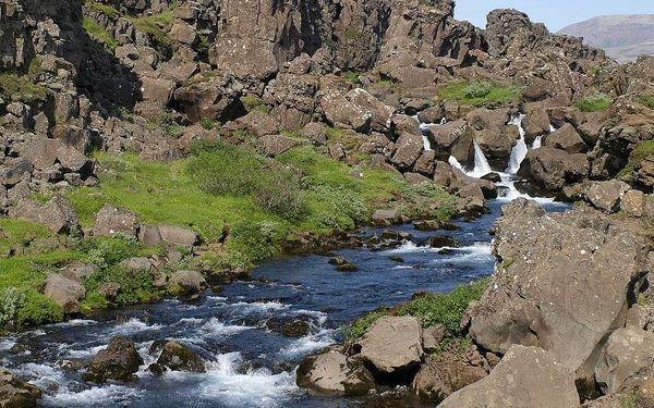 Perly jižního Islandu, Jižní Island, letecky, bez stravy3