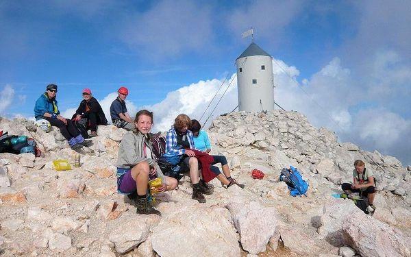 Julské Alpy - turistika kolem Triglavu, Julské Alpy