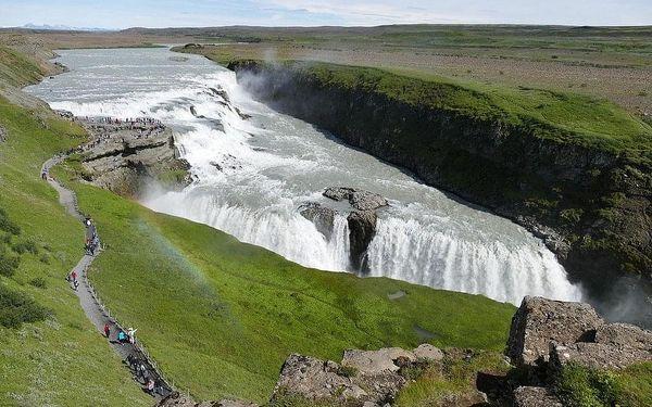 Perly jižního Islandu, Jižní Island, letecky, bez stravy4