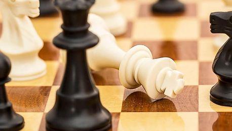 Šachový kurz pro 2 - 4 hráče