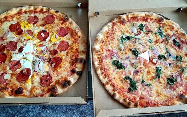 2 pizzy, průměr 32 cm4