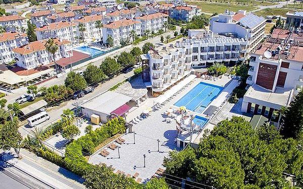 Hotel Özside, Turecká riviéra, letecky, all inclusive5