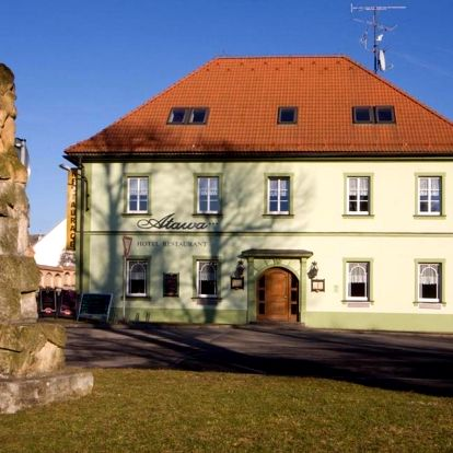 Plzeňsko: Hotel Atawa