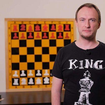Online šachový kurz pro začátečníky a mírně pokročilé