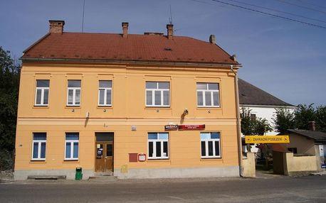 Olomoucký kraj: Penzion Modrý Jelen