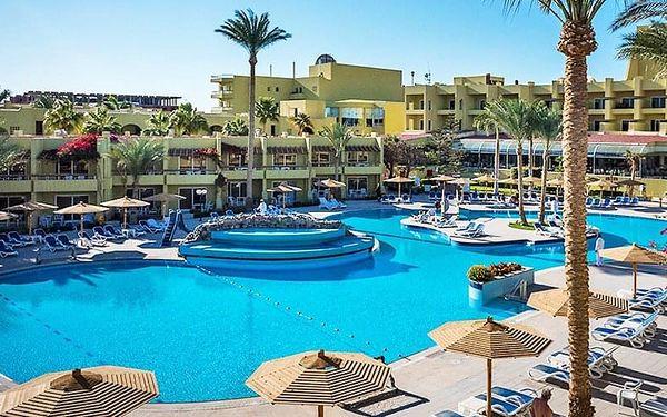 Hotel Palm Beach Resort, Hurghada, letecky, all inclusive2