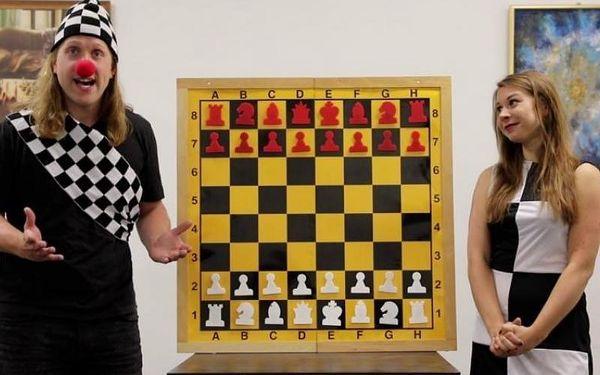 Šachové video lekce pro nejmenší