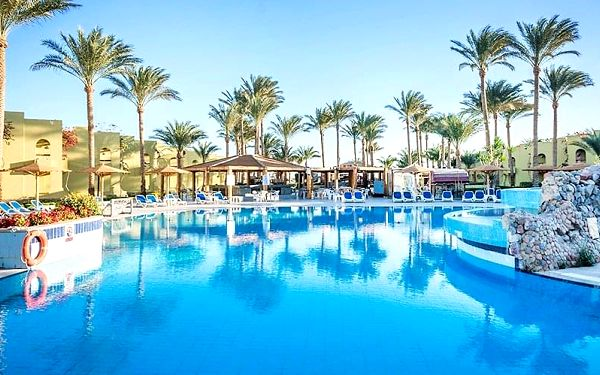 Hotel Palm Beach Resort, Hurghada, letecky, all inclusive4