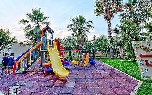Hotel Side Star Park, Turecká riviéra, letecky, all inclusive2
