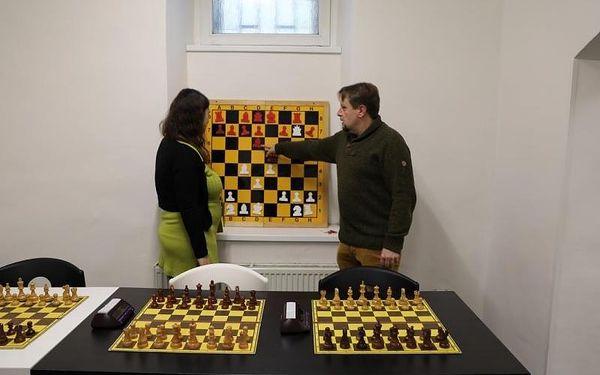 Legendy šachu, cca 120 minut, počet osob: 1 osoba, Praha 8 (Praha)4