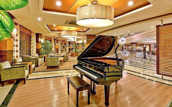 Hotel Side Star Park, Turecká riviéra, letecky, all inclusive5