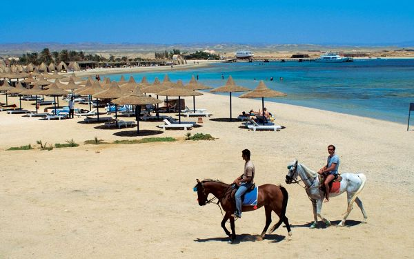 Hotel Pensee Royal Garden, Marsa Alam, letecky, all inclusive2