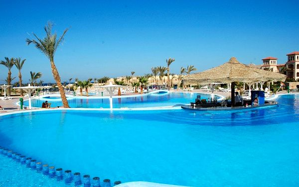 Hotel Pensee Royal Garden, Marsa Alam, letecky, all inclusive4