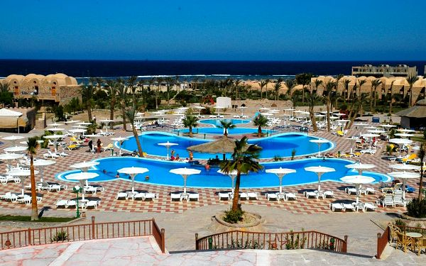 Hotel Pensee Royal Garden, Marsa Alam, letecky, all inclusive