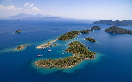 Turecko - Bodrum letecky na 11 dnů, polopenze