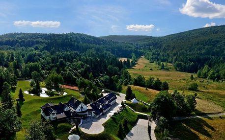 Lyžování v Polsku: Hotel Chojnik