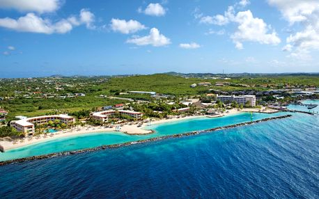 Curaçao - Willemstad letecky na 9 dnů, all inclusive