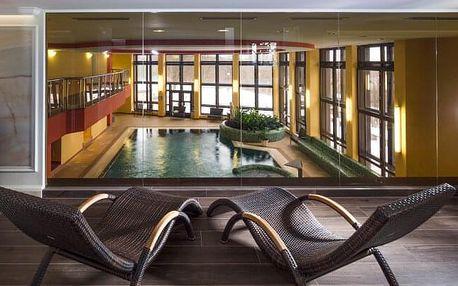 Mariánské Lázně luxusně v Hotelu Excelsior **** s až 24 léčebnými procedurami, neomezeným wellness + polopenze