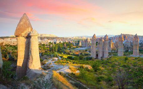 Turecko - Antalya letecky na 12 dnů, polopenze