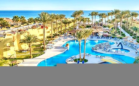 Egypt - Hurghada letecky na 8-11 dnů, all inclusive