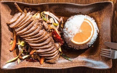 Hlavní vietnamské jídlo podle výběru ze 6 variant