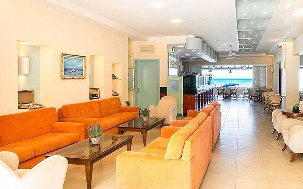 Hotel Rossis Beach, Korfu, letecky, snídaně v ceně2