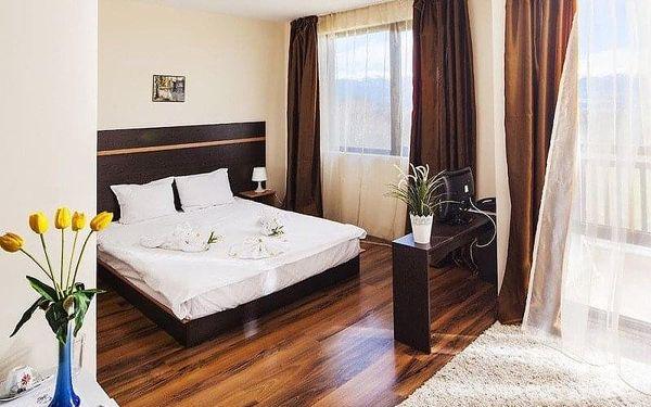 Hotel St George, Bansko, Bulharsko, Bansko, autobusem, polopenze5
