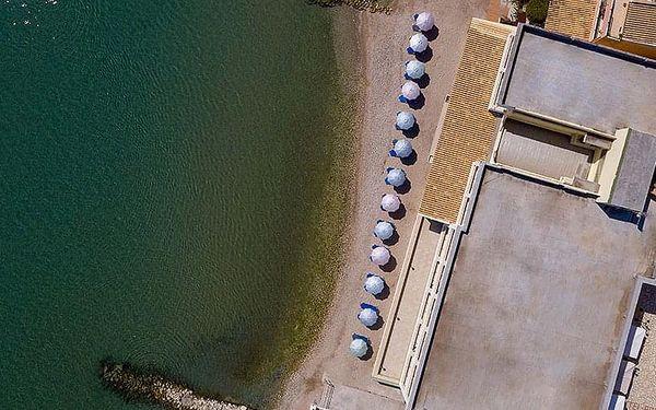 Hotel Rossis Beach, Korfu, letecky, snídaně v ceně4
