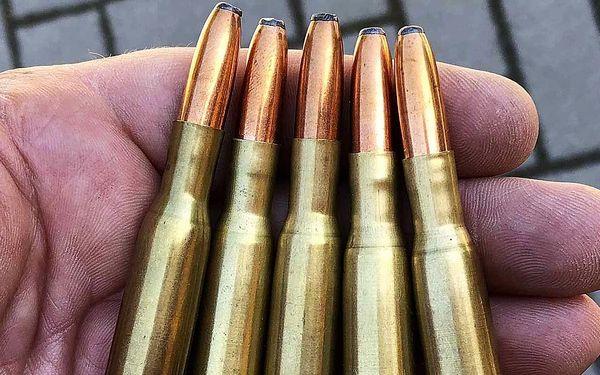 Jako při přípravě na získání zbrojního průkazu (4 zbraně a 17 nábojů)3