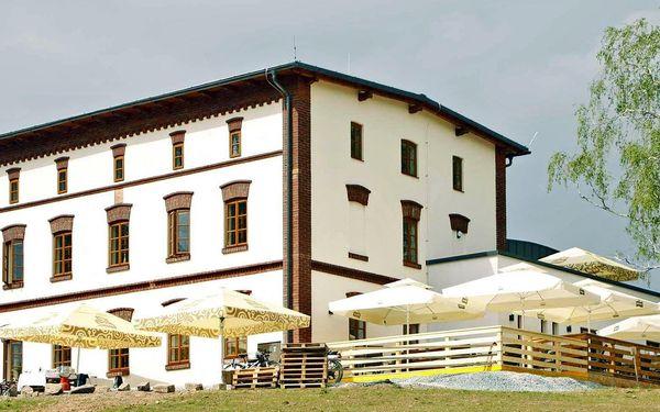 Pobyt v Babiččině údolí s polopenzí a saunou