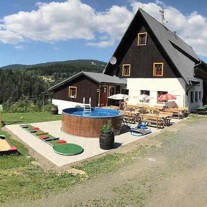 Rokytnice nad Jizerou, Liberecký kraj: Penzion Slunečnice