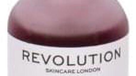 Revolution Skincare Skincare 30% AHA + BHA Peeling Solution 30 ml intenzivní pleťový peeling pro ženy
