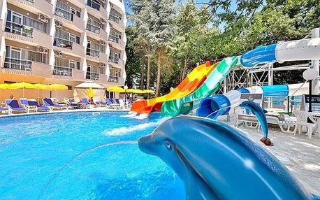Bulharsko - Zlaté Písky letecky na 8-15 dnů, all inclusive