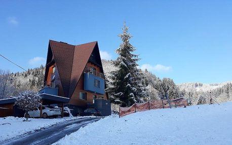 Beskydy - Valašsko: Vila Anna