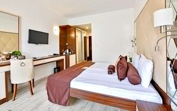 HOTEL PRESTIGE DELUXE AQUAPARK CLUB, Zlaté Písky, Bulharsko, Zlaté Písky, letecky, all inclusive5