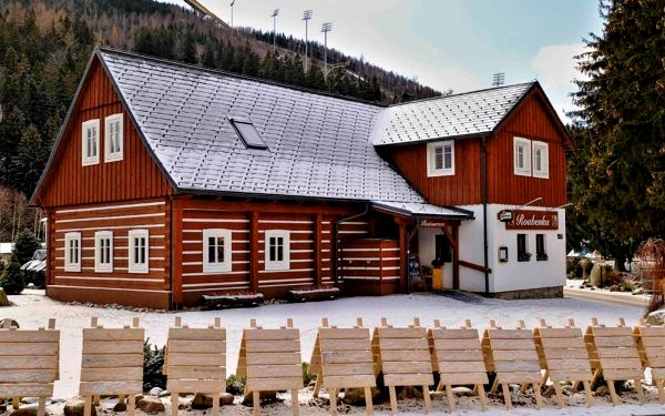 Harrachov: Pension Roubenka
