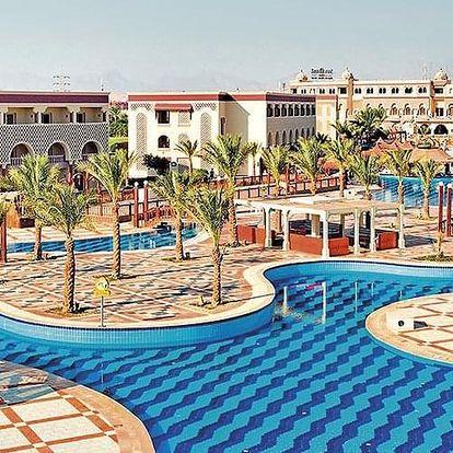 Egypt - Hurghada letecky na 11 dnů, ultra all inclusive