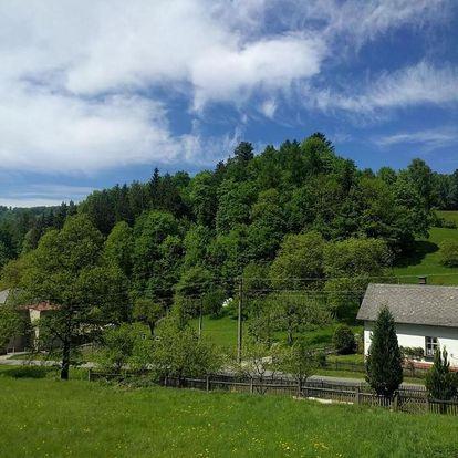 Olomoucký kraj: Chaloupka na konci světa