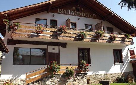 Lyžování v Bulharsku: Villa Filip