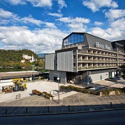 Slovinsko - Bled na 3-5 dnů, polopenze