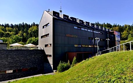 Janské Lázně, Královéhradecký kraj: SkiResort Hotel Omnia