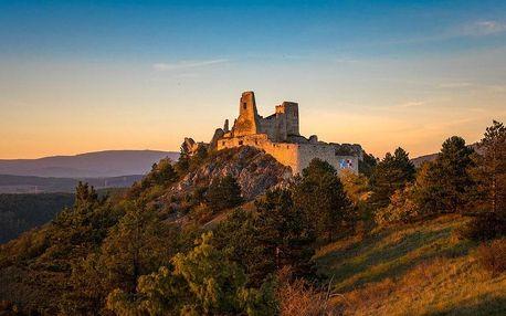 Západní Slovensko - památky Pováží, Západní Slovensko