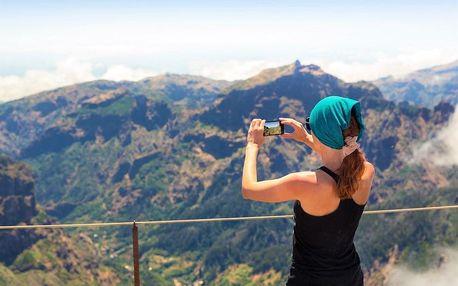 Madeira - turistická II., Madeira
