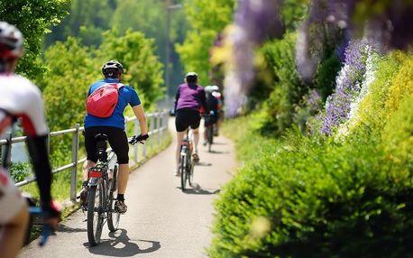 Západní Slovensko - Na kole podél Váhu, Západní Slovensko